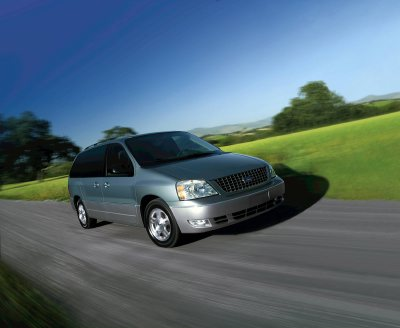 New Car Review: 2004 Ford Freestar Limited