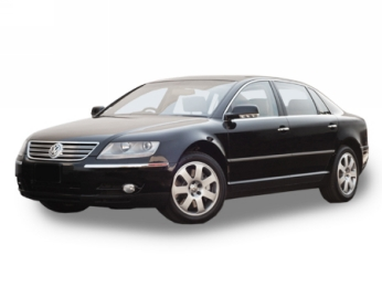 2004 Volkswagen Phaeton V8 Review