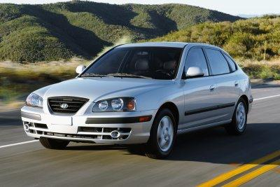 New Car Review: 2004 Hyundai Elantra GT 5-Door