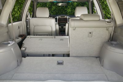 Best Used Crossover Suv >> New Car Review: 2004 Toyota Highlander Limited 4x2