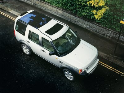 New Car Review: 2005 Land Rover LR3