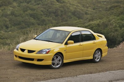 The 2005 Mitsubishi Lancer High Performance On A Budget