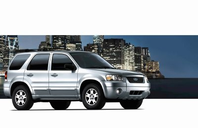 2005 ford escape xlt towing capacity