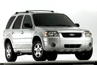 Lg on 2005 Ford Escape Engine