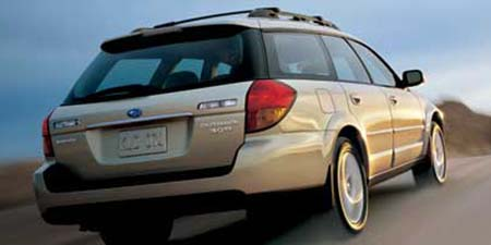 Wrx Performance Parts >> 2005 Car Review: Subaru Outback 2.5 XT Limited Wagon