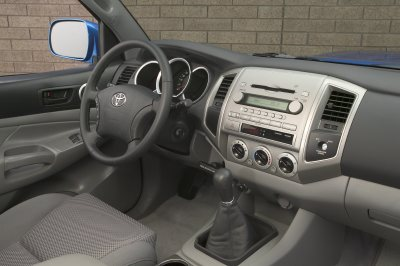 Truck Review: 2005 Toyota Tacoma Access Cab 4x4