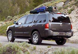 New Car Review: 2005 Nissan Pathfinder Armada