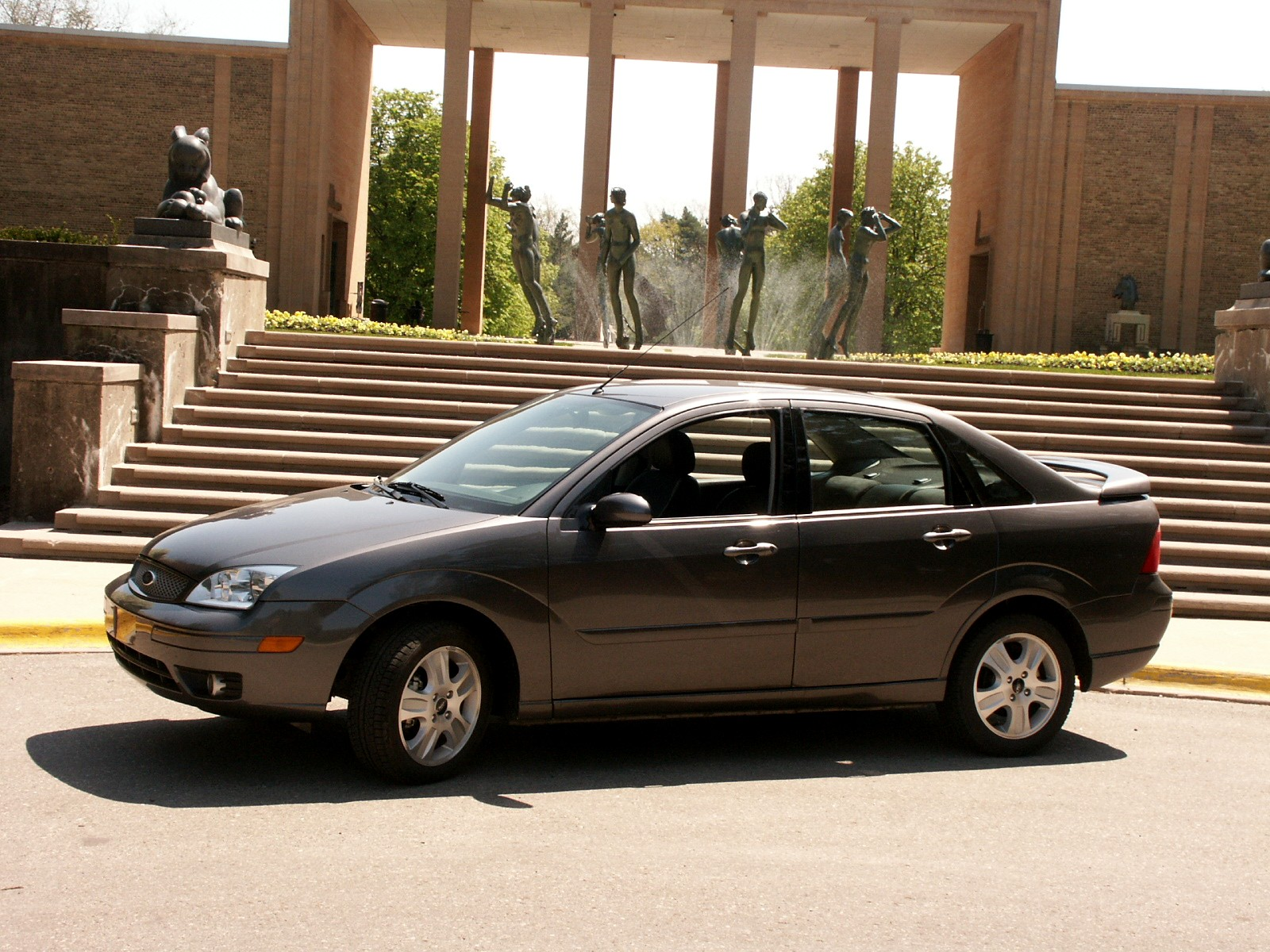 2005 Ford Focus Zx4 St Review