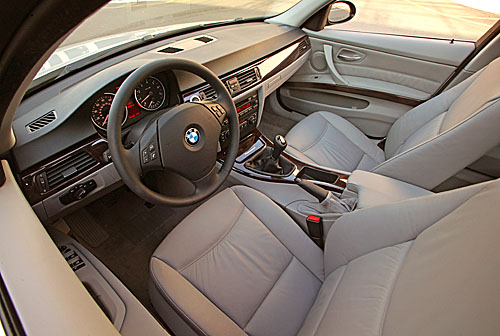 BMW Series I I Review - 2006 bmw 325xi manual