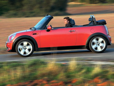 2005 mini cooper s convertible review. Black Bedroom Furniture Sets. Home Design Ideas