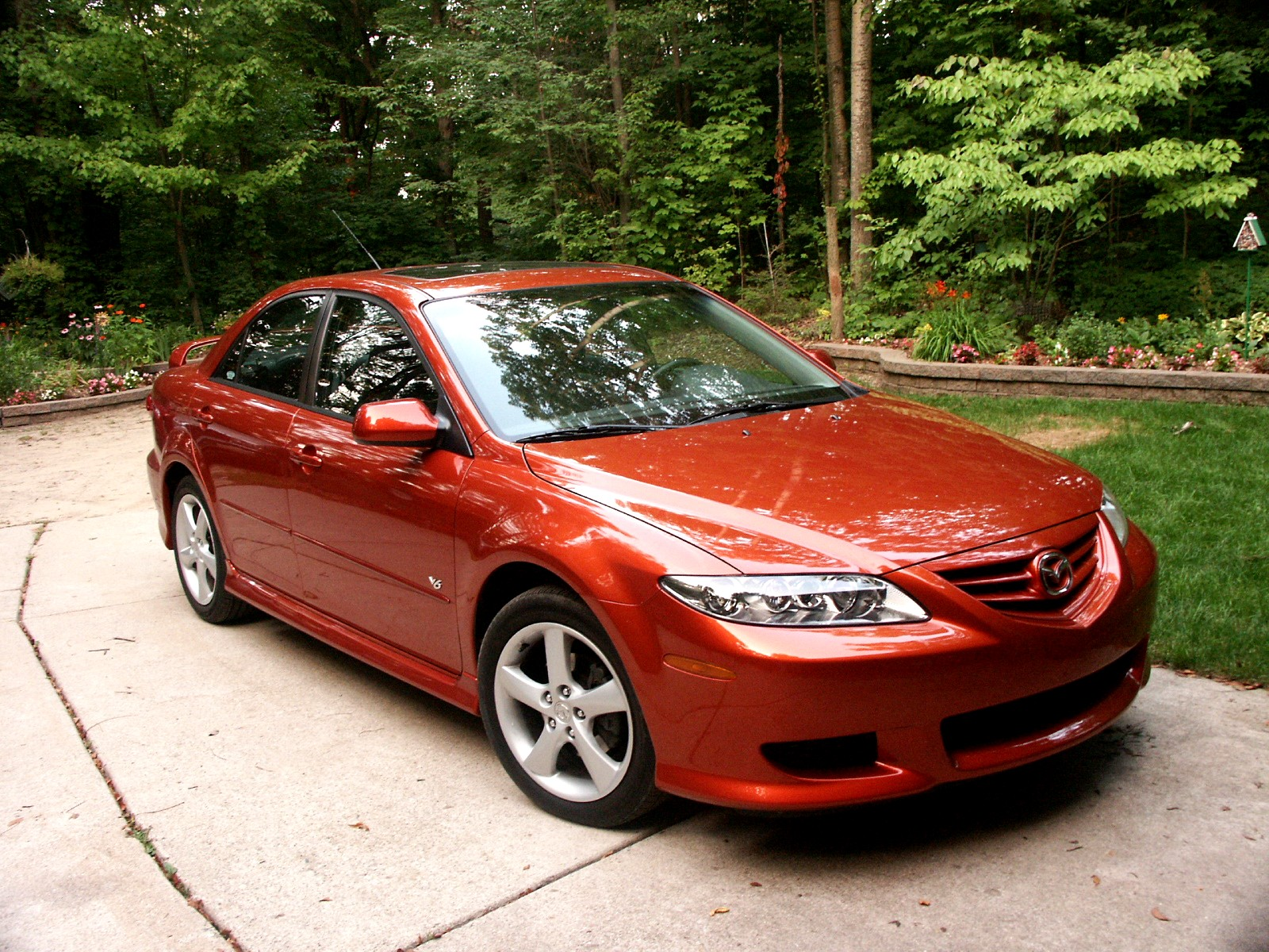 2005 mazda6 s review. Black Bedroom Furniture Sets. Home Design Ideas