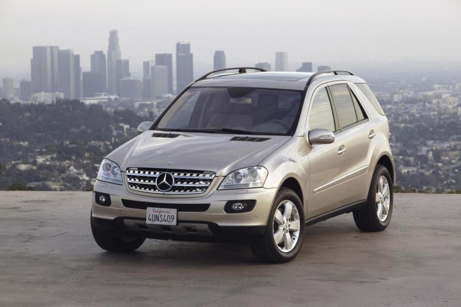 2006 mercedes benz ml350 review for Mercedes benz ml price