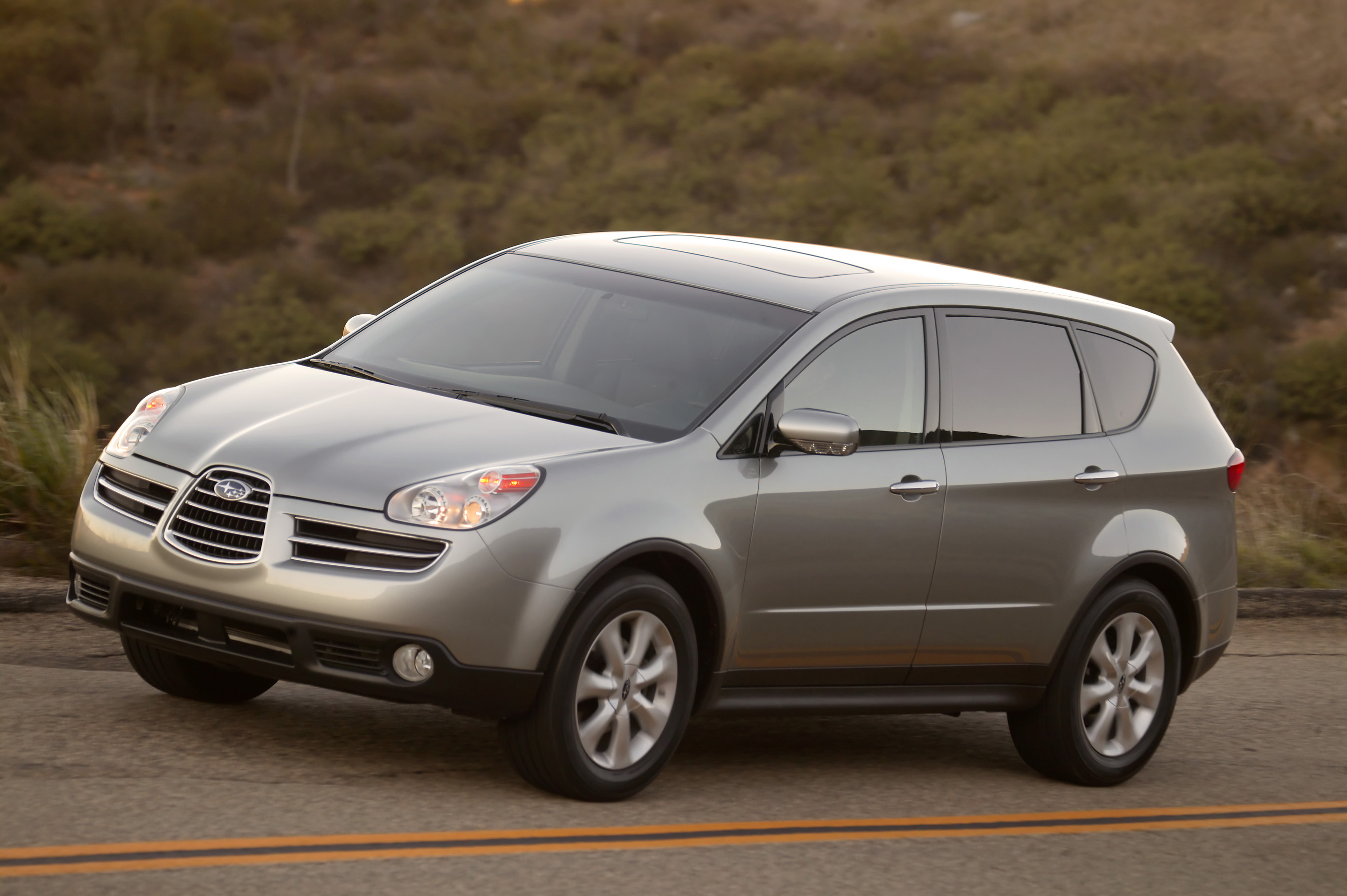 2006 Subaru Tribeca Review