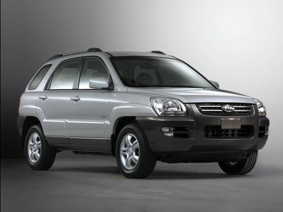 on 2005 Kia Sportage 4x4 Review