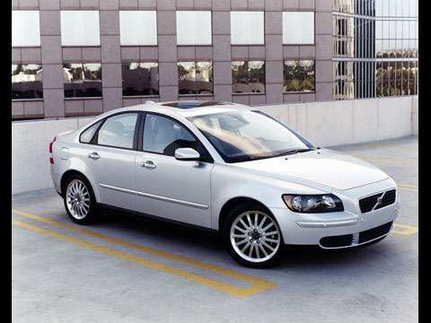 2006 Volvo S40 T5 Review
