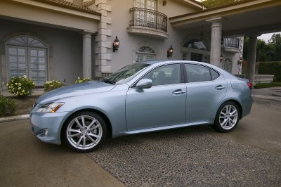 Retail Value Of Car >> Pricing on 2006 Lexus IS 250 and IS 350 Sport Sedans