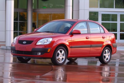 2006 Kia Rio(select to view enlarged photo)