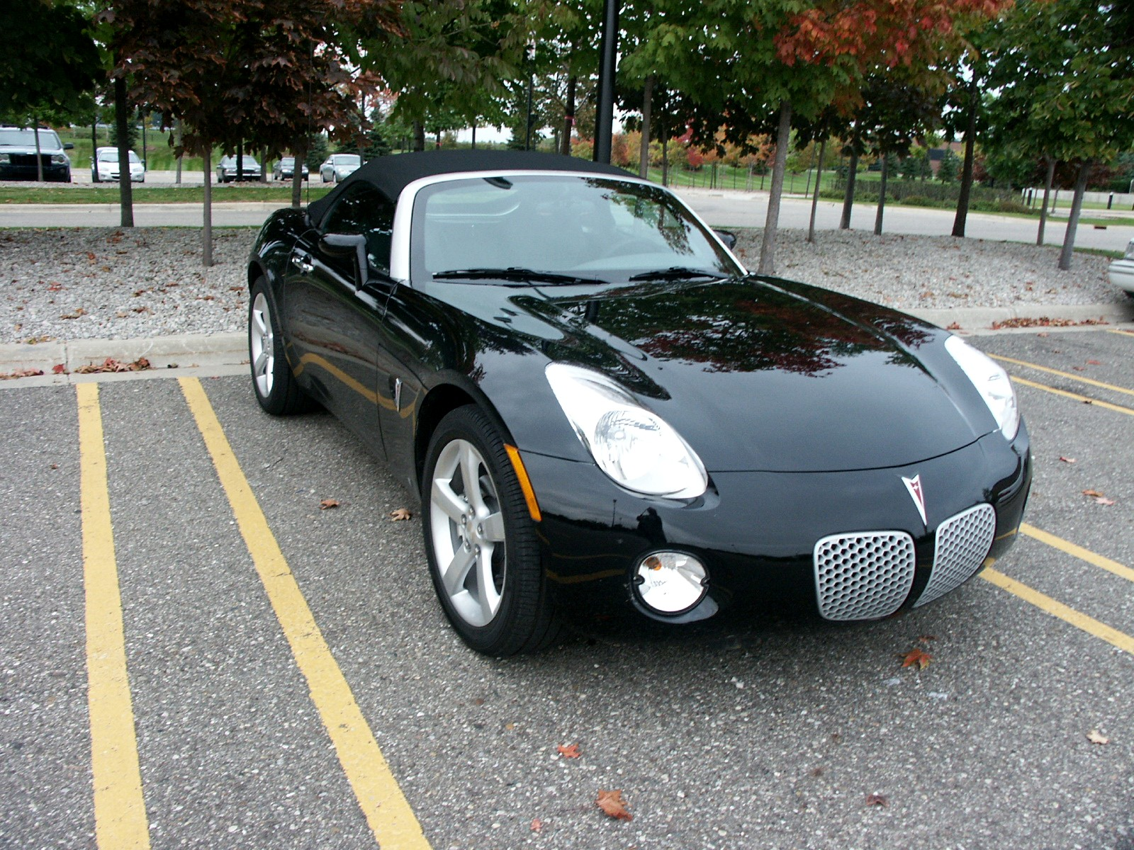 Lg Pontiac Two Seater Sports Car
