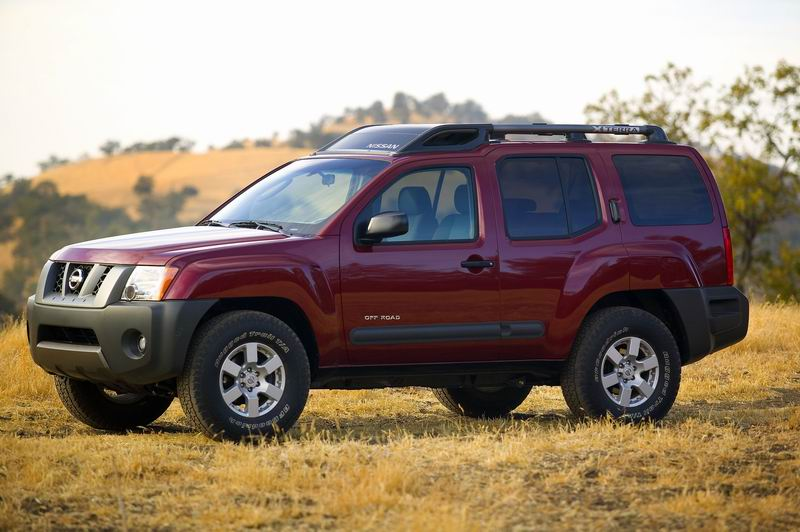 2006 nissan xterra or v6 4x4 review. Black Bedroom Furniture Sets. Home Design Ideas