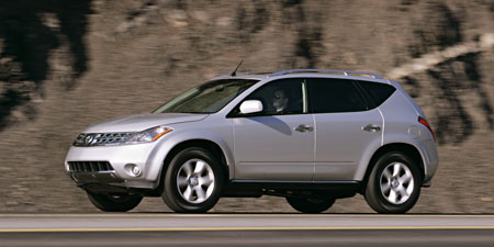 2006 Nissan Murano Se Awd Review