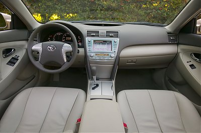 2007 Toyota Camry Hybrid At 2006 North American