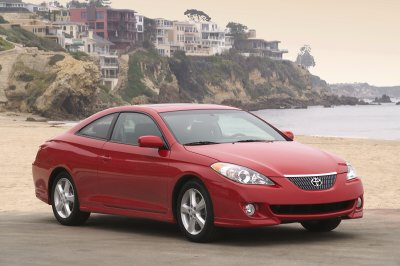 2006 Toyota Solara Coupe Review