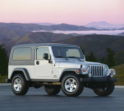 2006 Jeep Wrangler Unlimited 4x4 Review