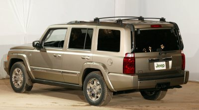 2006 Jeep Commander Limited Review