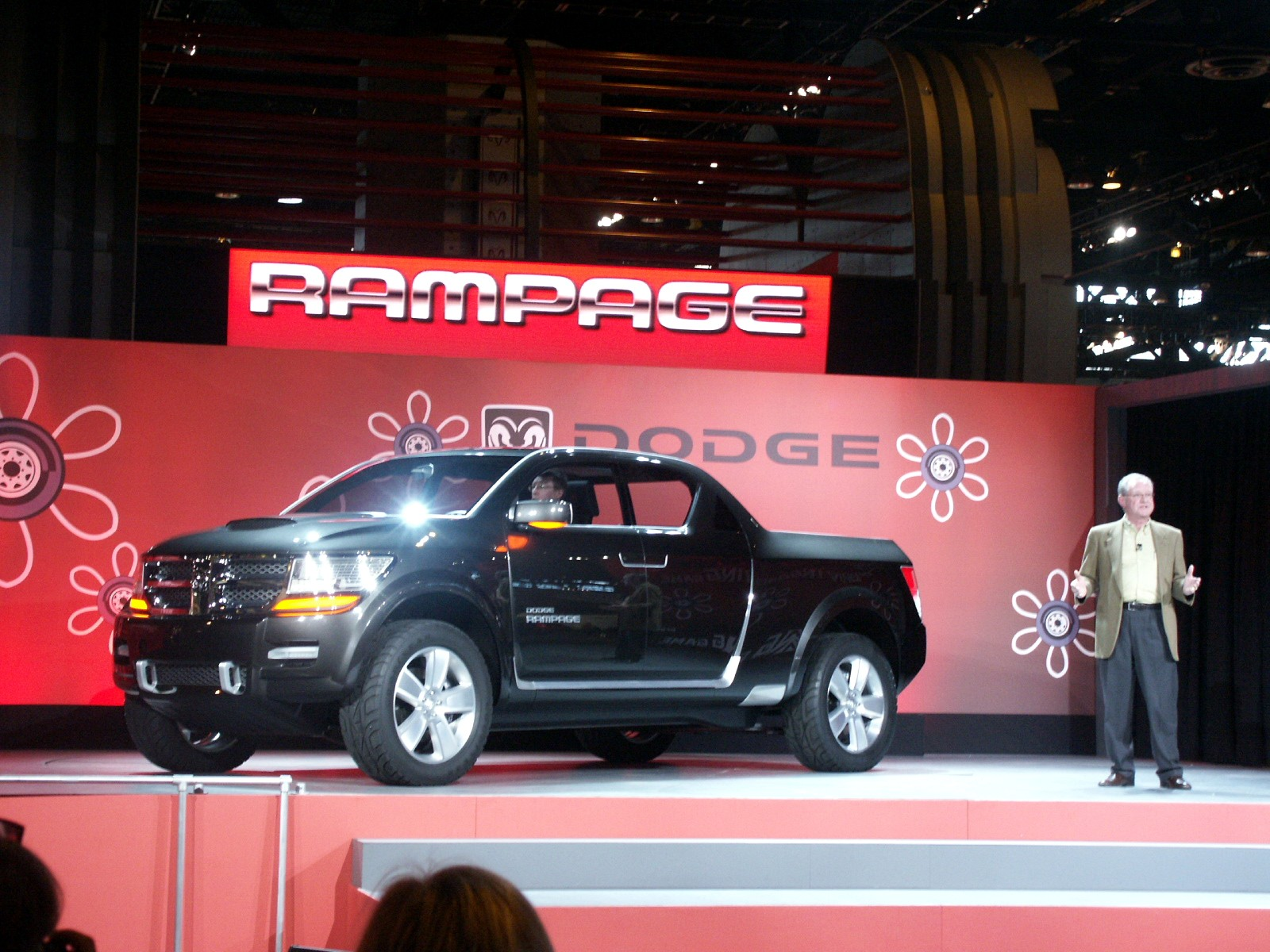 Dodge Rampage Concept For Sale