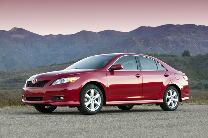 toyota announces prices for all new 2007 camry video enhanced. Black Bedroom Furniture Sets. Home Design Ideas