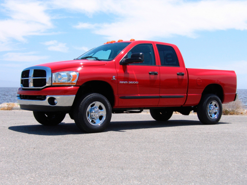 2006 Dodge Power Wagon 2500 Review