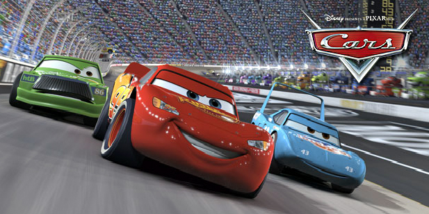 Cars The Movie From Disney And Pixar Video Enhanced