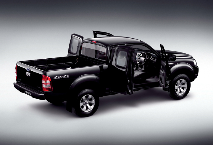 Ford introduces the Ford Ranger Severe Off-Road Vehicle (SORV),