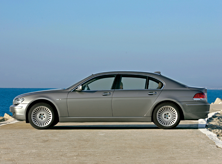 BMW 7 Series To Be Added To Production In Cairo From 2nd Half Of 2006