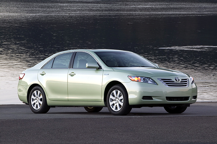 toyota announces prices for all new 2007 camry hybrid. Black Bedroom Furniture Sets. Home Design Ideas