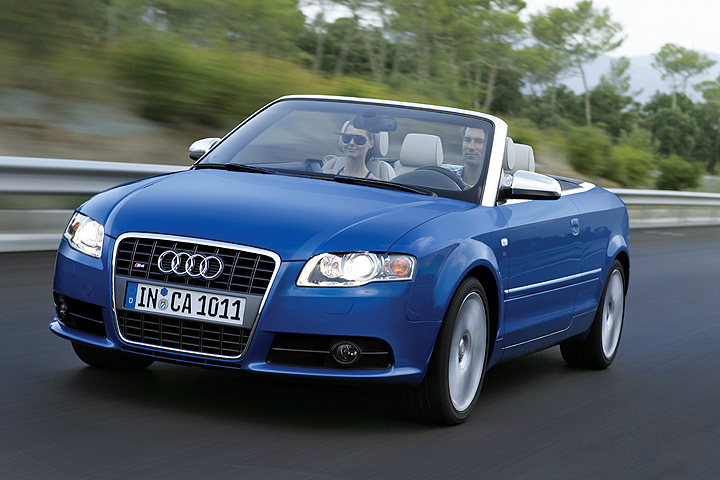 2007 Audi A4 Gallery