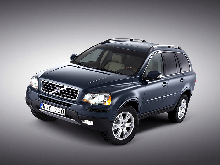 The Volvo XC90 Retains Top Position For Safety - VIDEO ENHANCED STORY