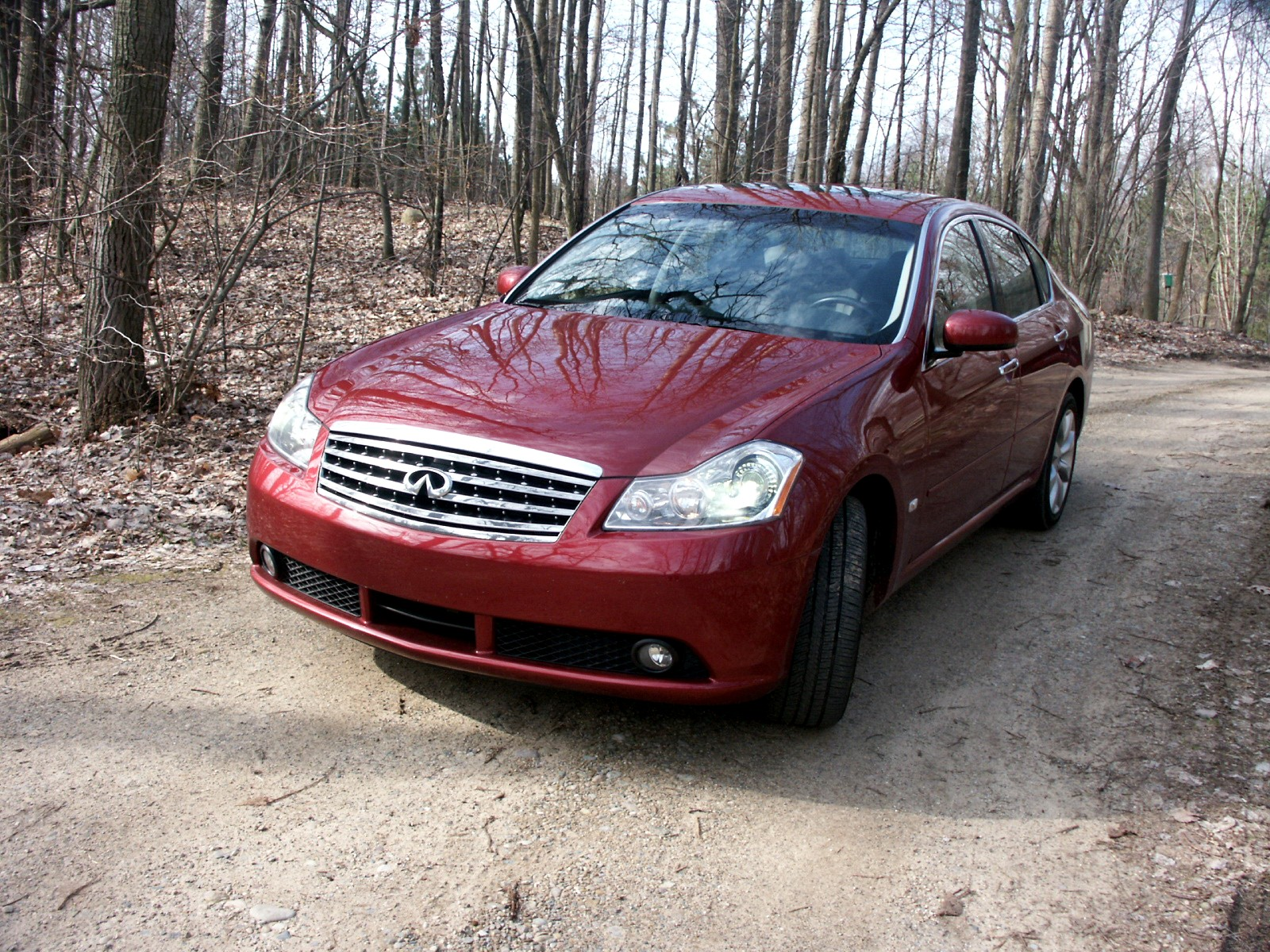 2006 Infiniti M35x Review Remote Starter For