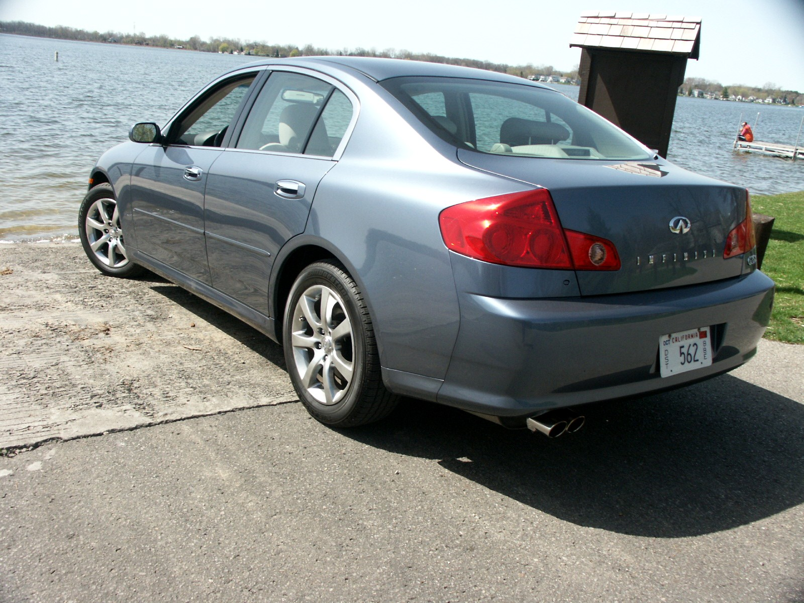 2006 infiniti g35x review photo select to view enlarged photo vanachro Choice Image