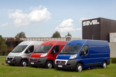Fiat Ducato, Peugeot Boxer and.