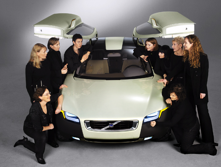 Volvo Cars YCC Concept Car Has Received The 2006 Swedish Design Award