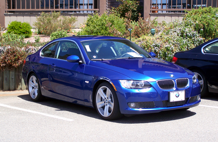 BMW Performance Driving School >> The All New 2007 BMW 3 Series Coupe