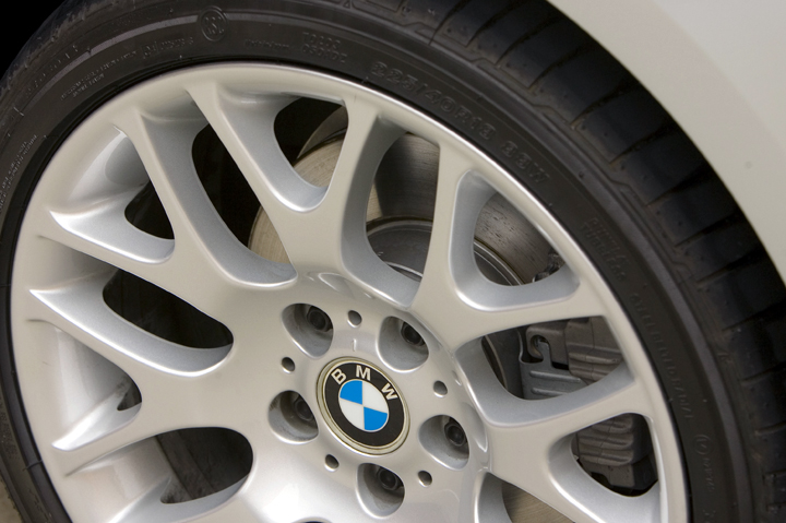 The All New BMW Series Coupe - Bmw 328i run flat tires