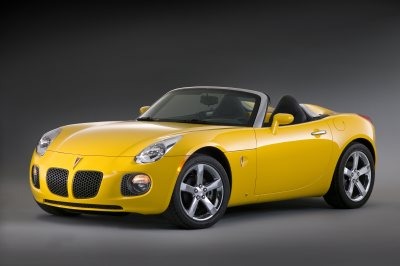 2007 Saturn SkyPontiac Solstice Review