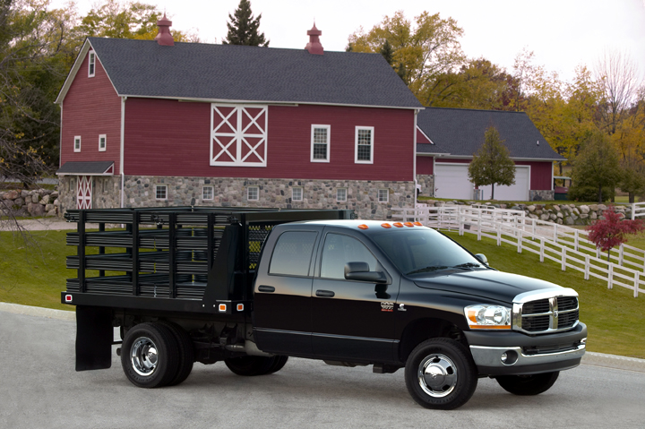Chrysler Group Launches Production of All-new 2007 Dodge ...