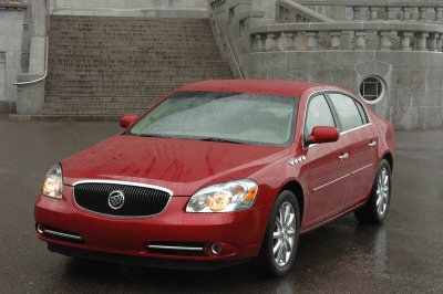 2007 Buick Lucerne CXS Review