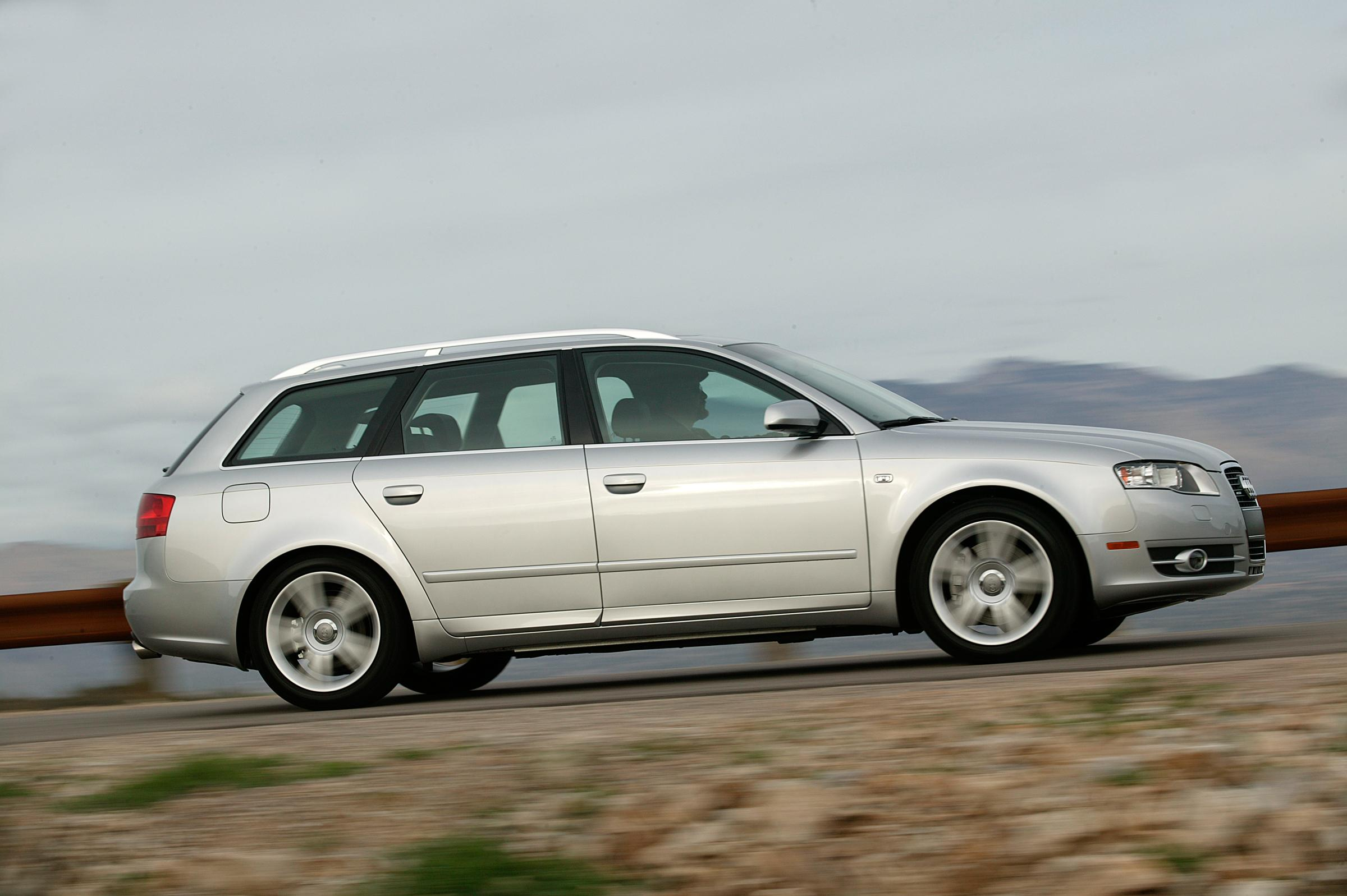 2007 Audi A4 Avant 3 2 And A3 3 2 S Line Reviews What A