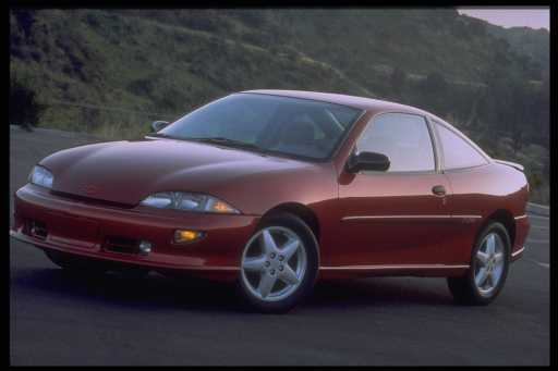 96 1996 Chevrolet Cavalier owners manual Auto Parts & Accessories ...
