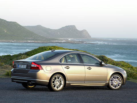 2007 Volvo S80 Review  VIDEO ENHANCED
