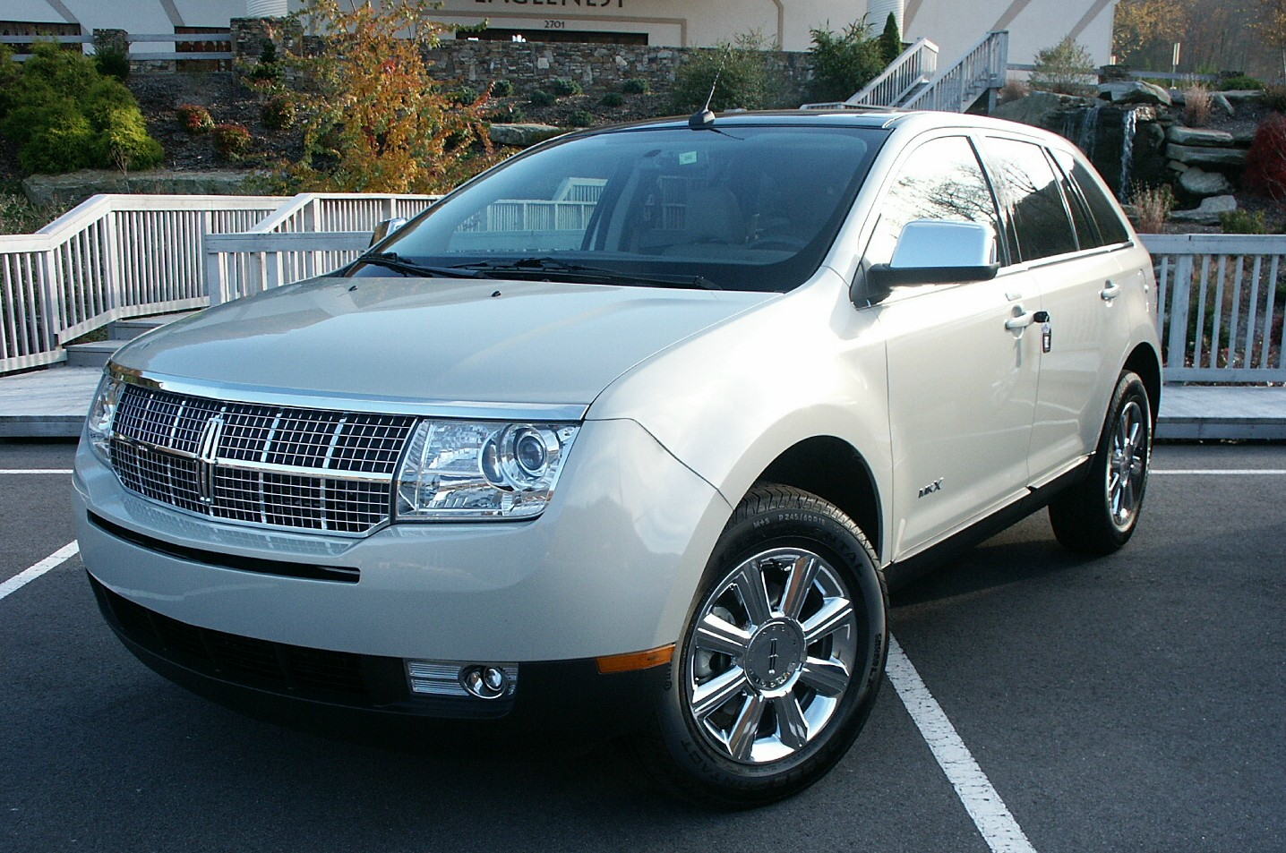 2007 Lincoln MKZ; MKX; Navigator Reviews